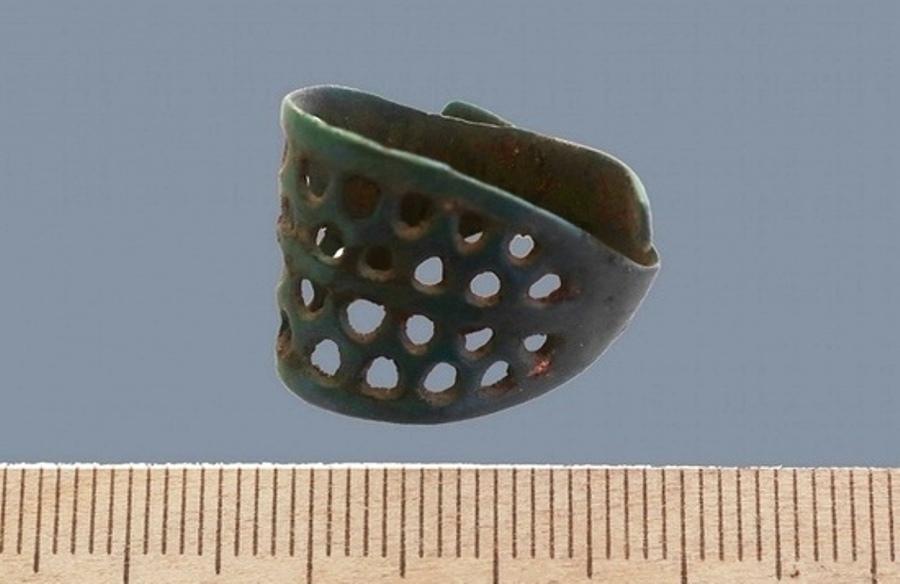 Древний костромской перстень вошел в ТОП-5 археологических находок года