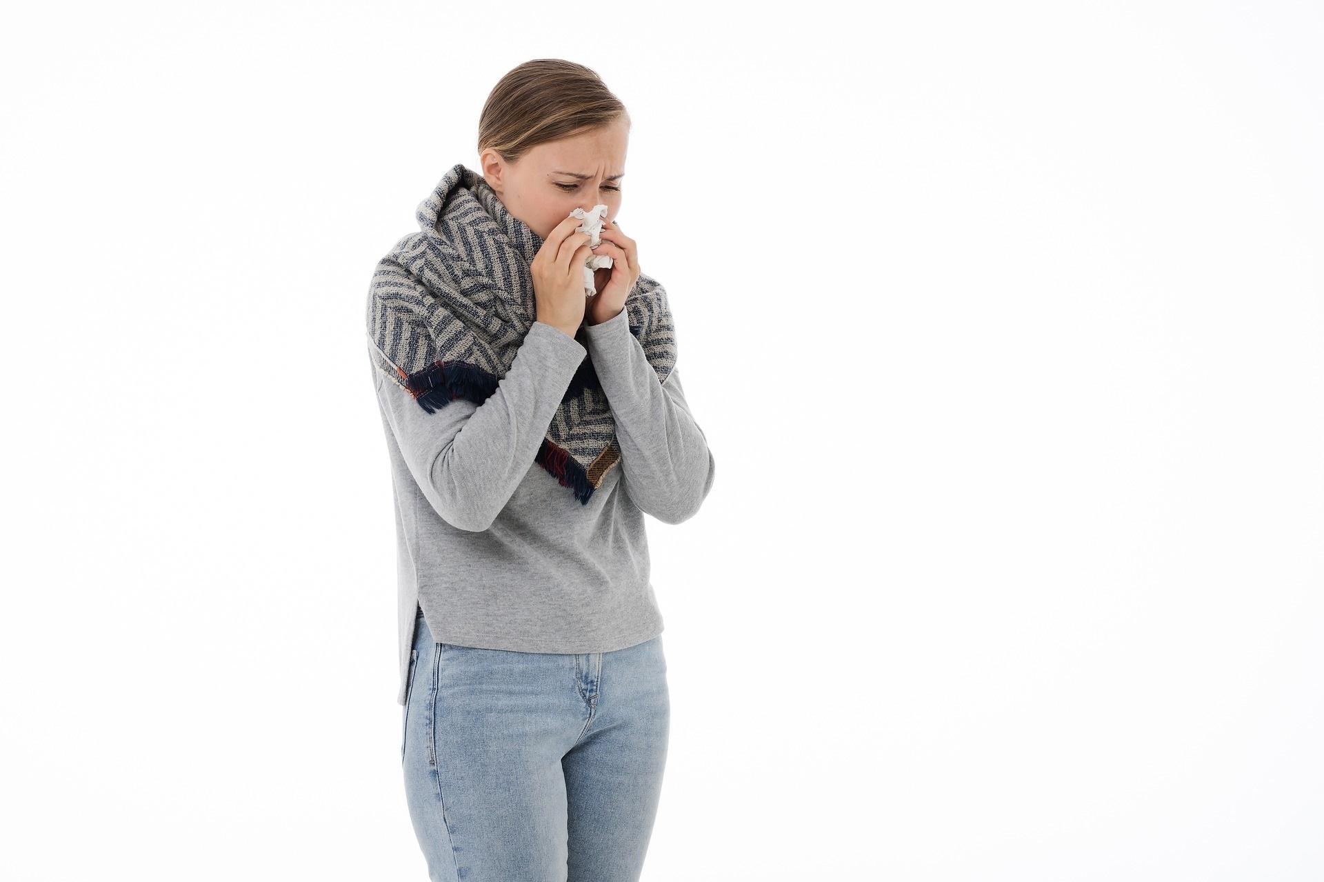4147 человек в Костромской области заболели ОРВИ за неделю