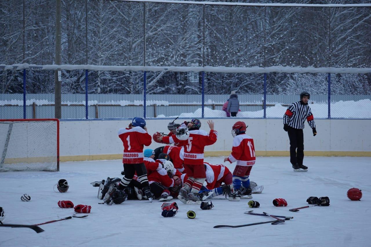 Юные костромские хоккеисты выиграли межрегиональный турнир клуба «Золотая шайба»