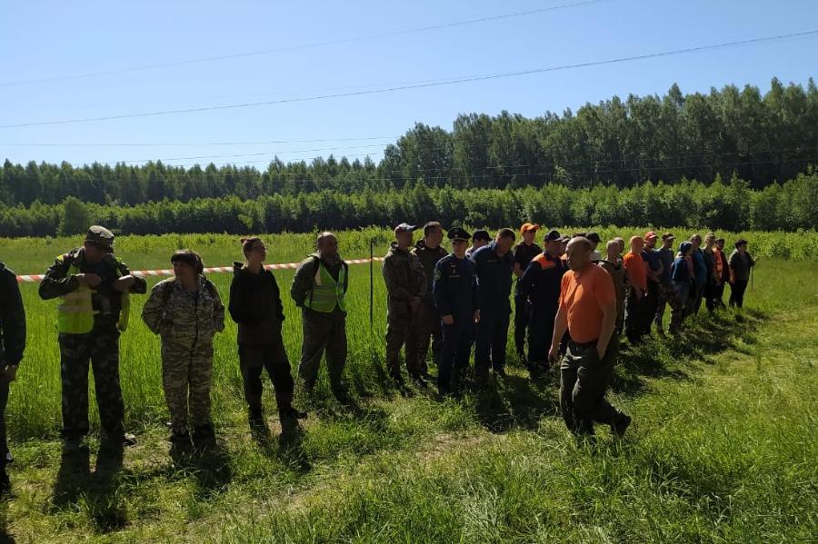 Костромской отряд «Лиза Алерт» принял участие в учениях с силовиками и спасателями