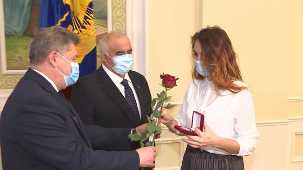 В Костроме наградили волонтёров всероссийской акции «Мы вместе»