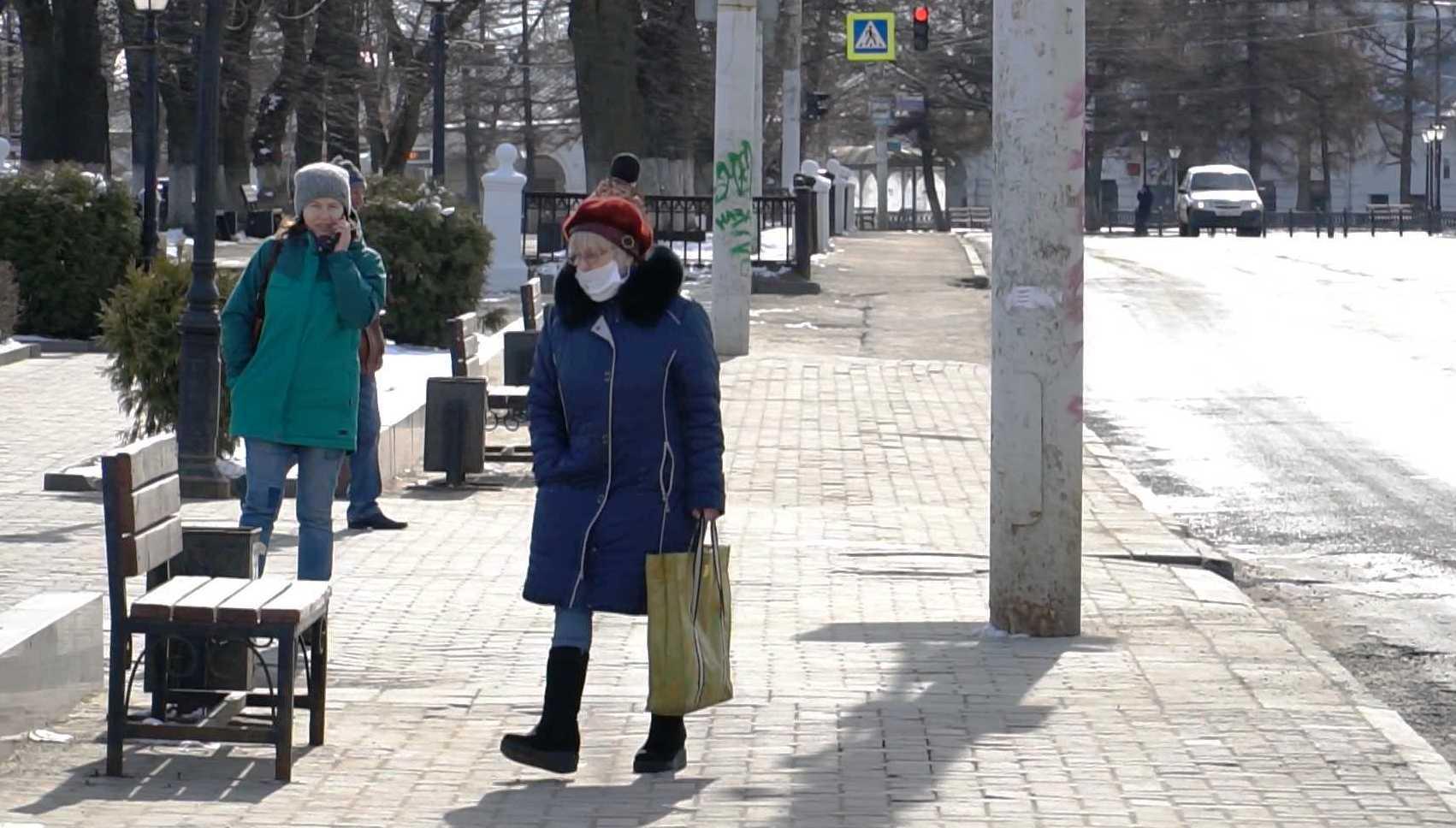 Самоизоляция пожилых костромичей продлена до 3 декабря