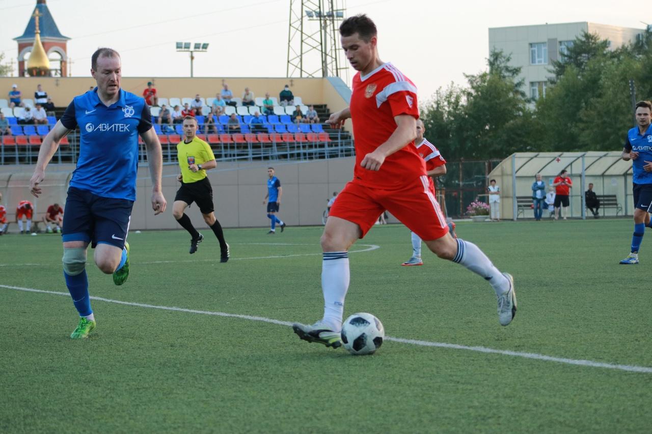 Костромские футболисты-ярцевцы обыграли конкурентов в борьбе за «бронзу»