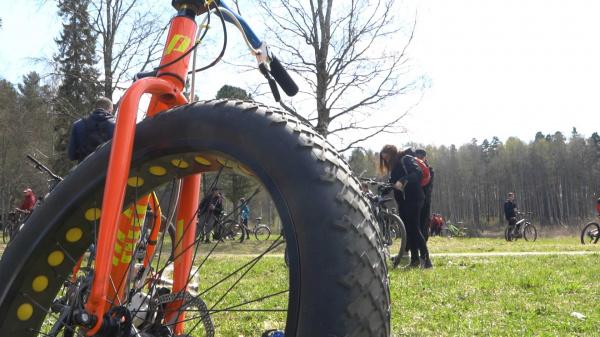 В Костроме весело и безопасно открыли велосезон