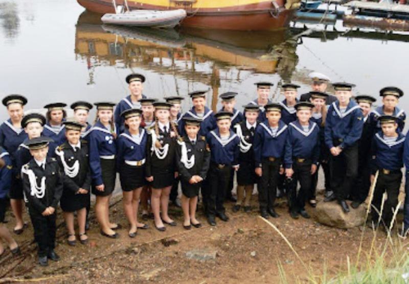 Юнги из Костромы встретят День ВМФ на Соловках