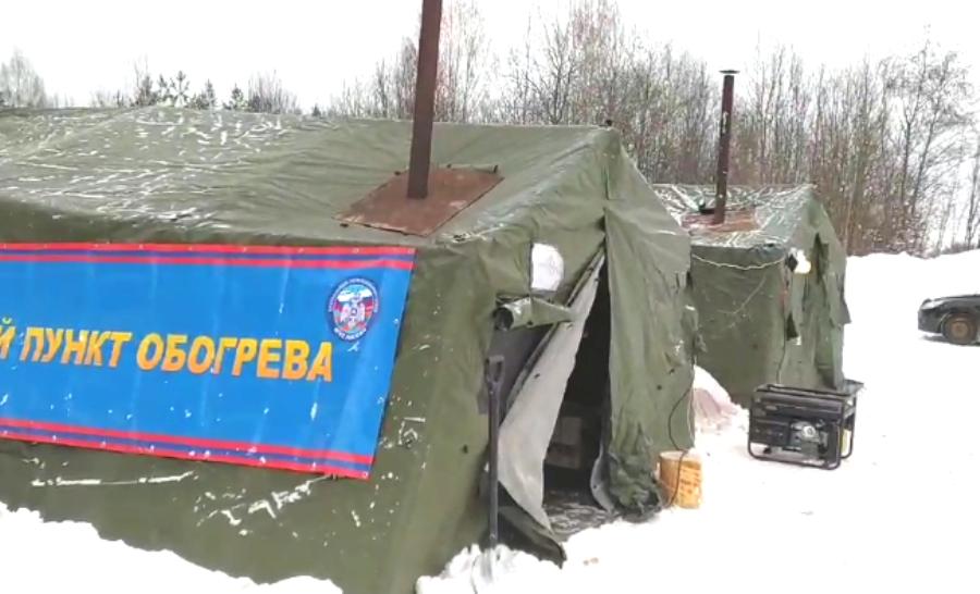 Сергей Ситников поручил позаботиться о замерзающих на костромских дорогах
