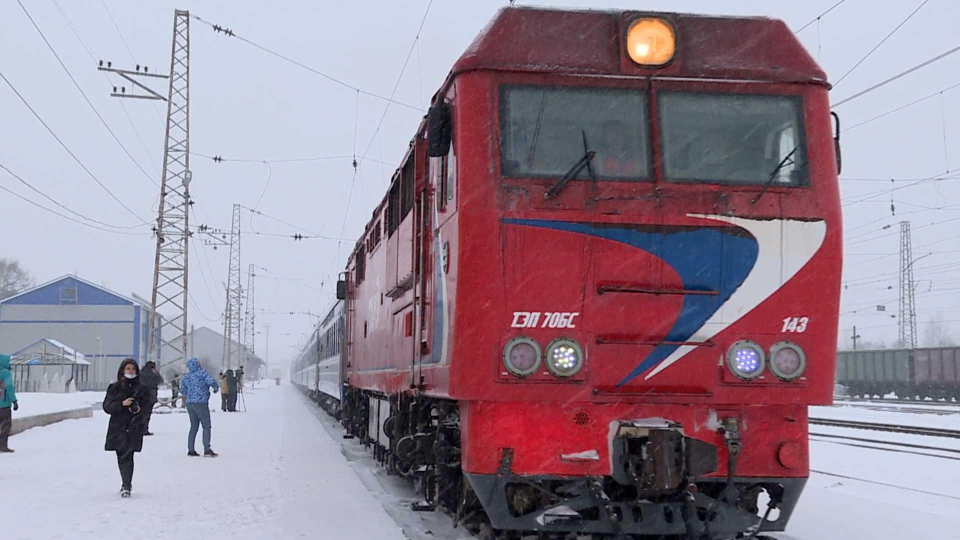 Между городами Костромской области могут пустить туристический поезд