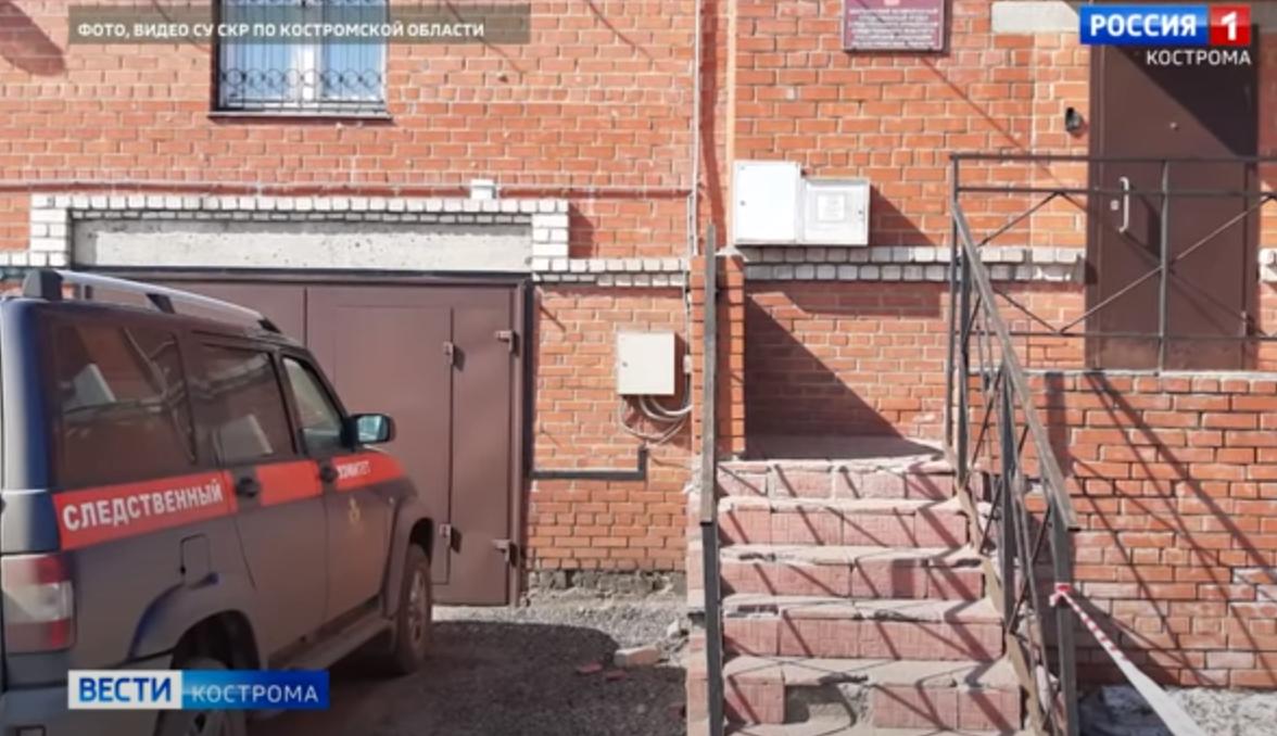 Суд арестовал подозреваемого в убийстве полицейского в Костромской области