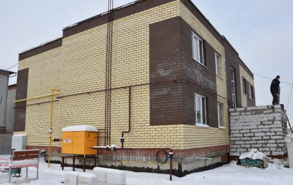 Дома для костромских детей-сирот планируют сдать в феврале