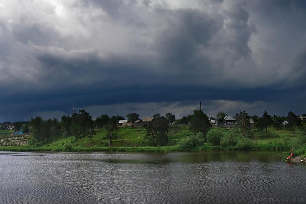 Метеопредупреждение: в Костромской области прогнозируется ухудшение погоды