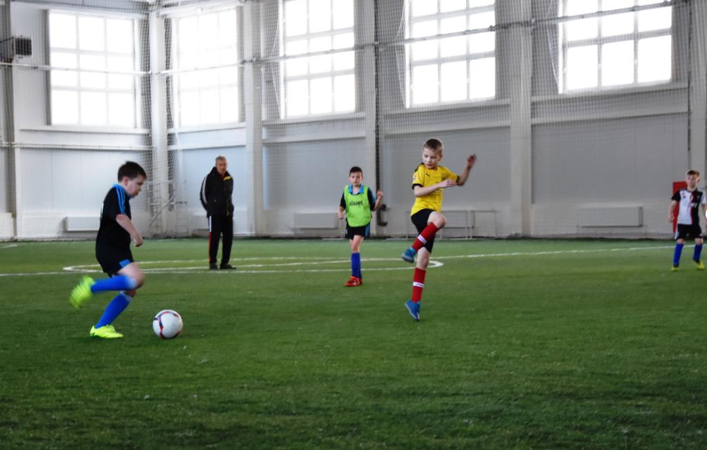 Готовить футболистов в Костроме будут на новой базе