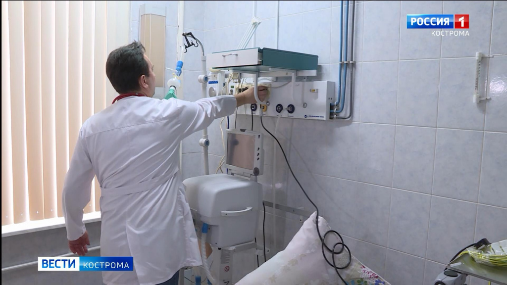 Почти миллиард рублей потратили за год в Костромской области из-за коронавируса