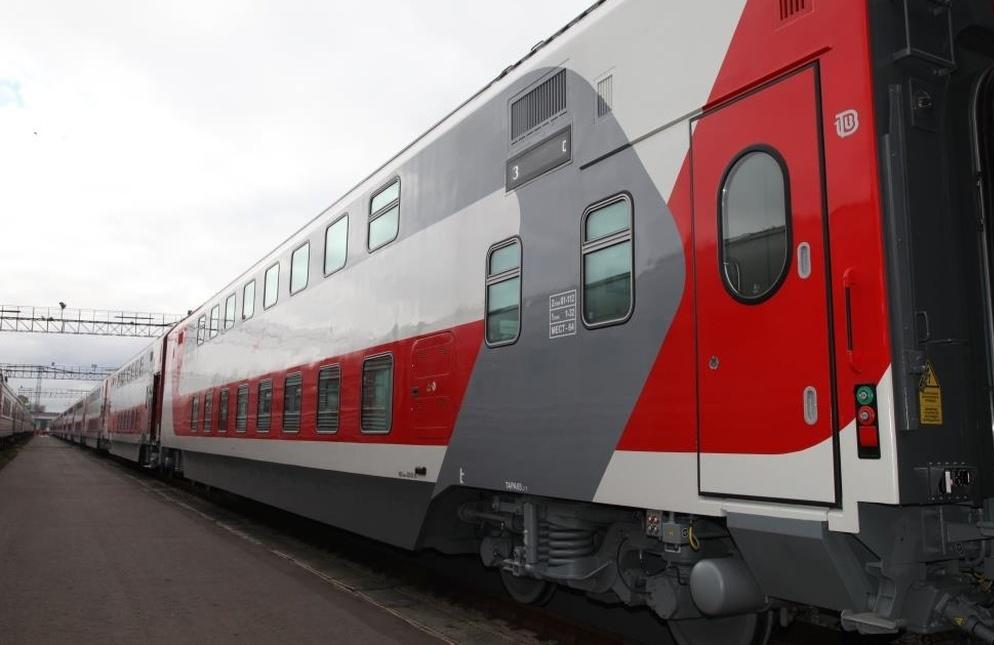 Из Костромы в Санкт-Петербург запустят двухэтажные поезда
