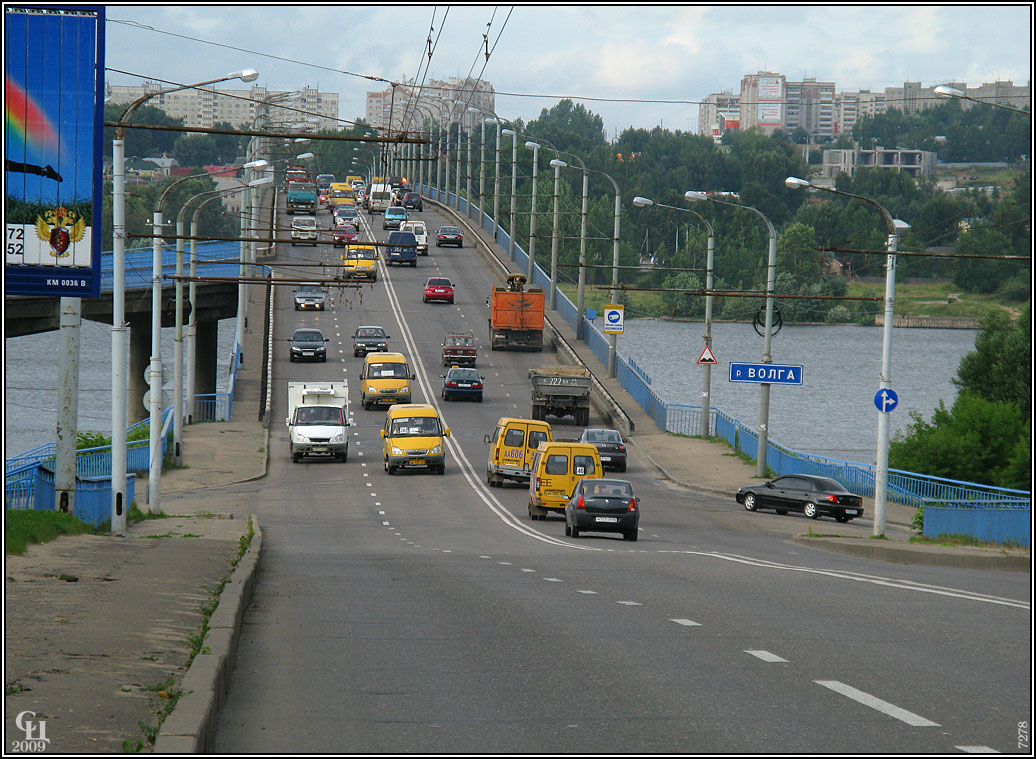 Левый поворот на мост с улицы Советской в Костроме не вернется