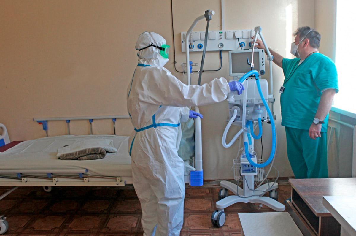 В костромских больницах увеличивают количество коек для коронавирусных больных