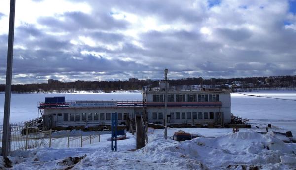 В Костроме начали готовить площадку для строительства спасательной станции