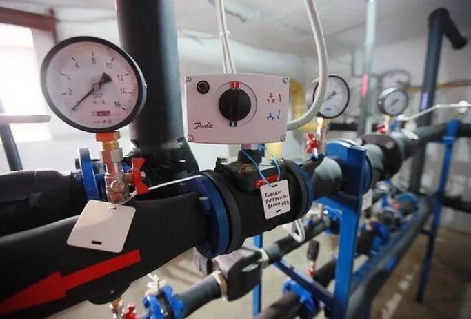 В детсадах и школах Костромы устанавливают датчики тепла