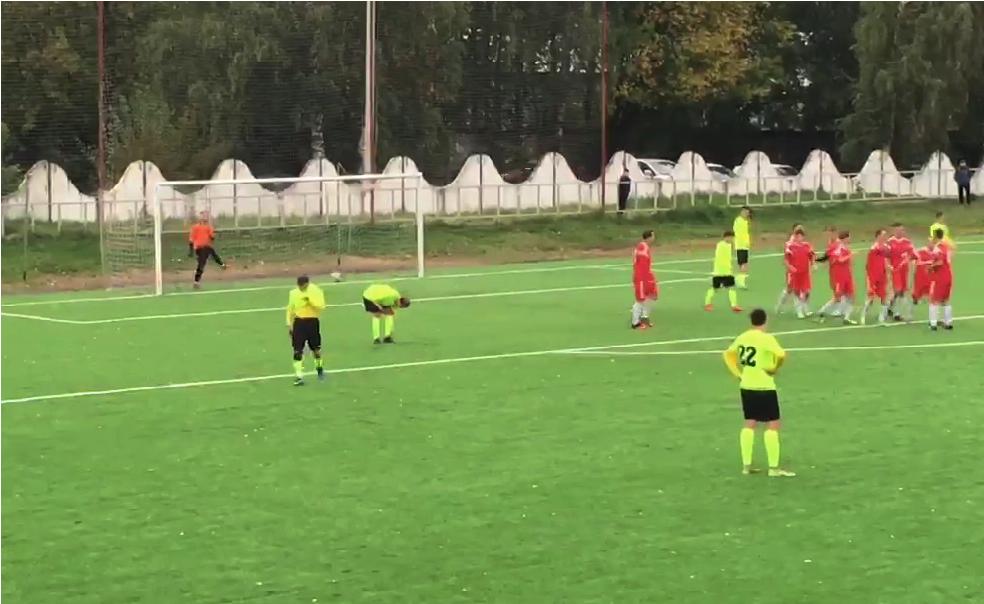 Футболисты-ярцевцы из Костромы обыграли вторую команду лиги