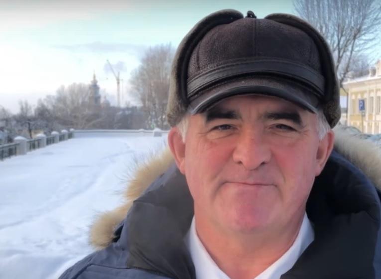 Сергей Ситников дал старт в Костроме флешмобу #МоеЗолотоеКольцо