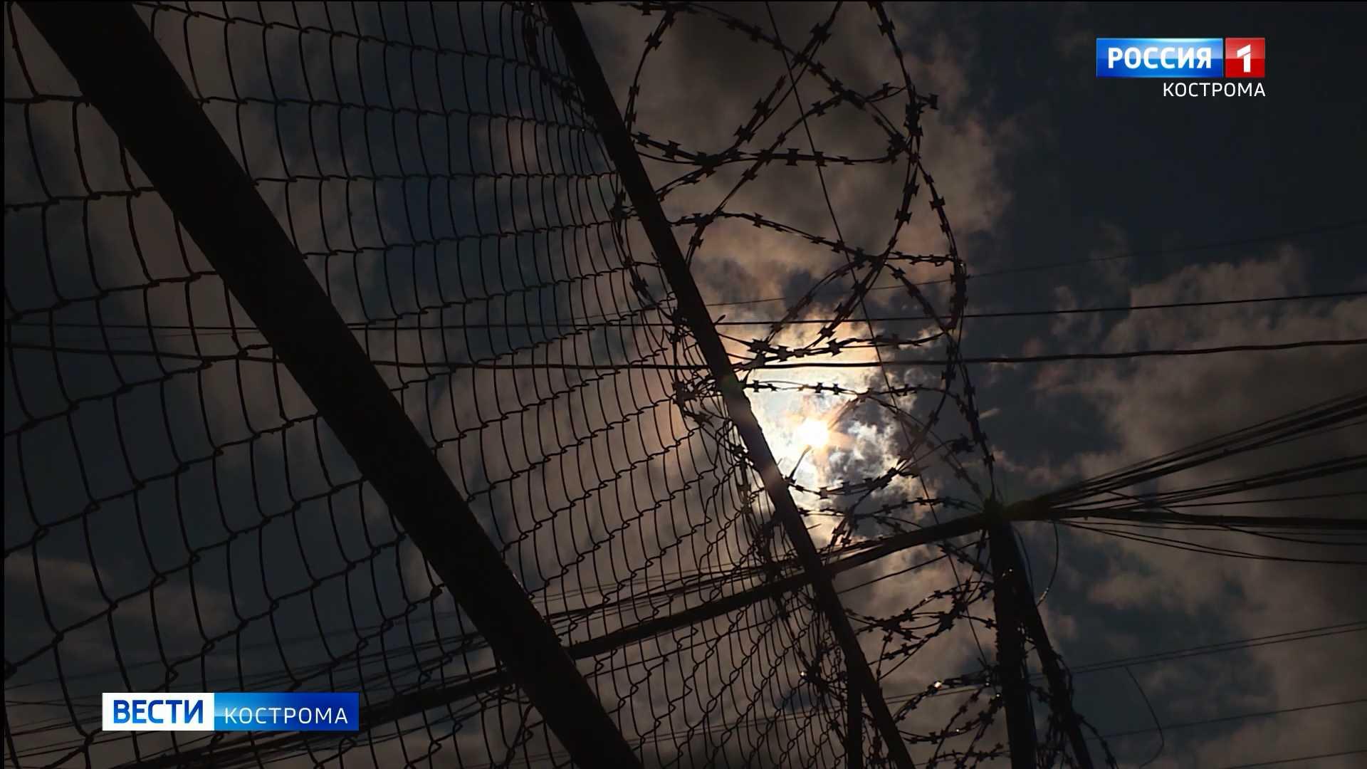 Грубый заключенный в Костроме получит второй срок за нехорошие слова