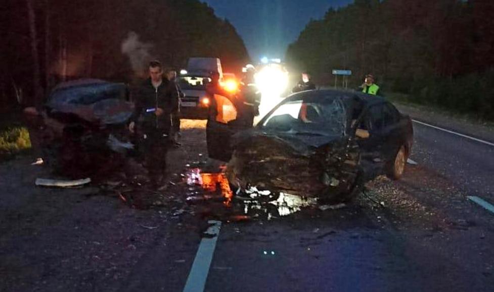 В ДТП на костромской трассе погиб водитель «Лады»