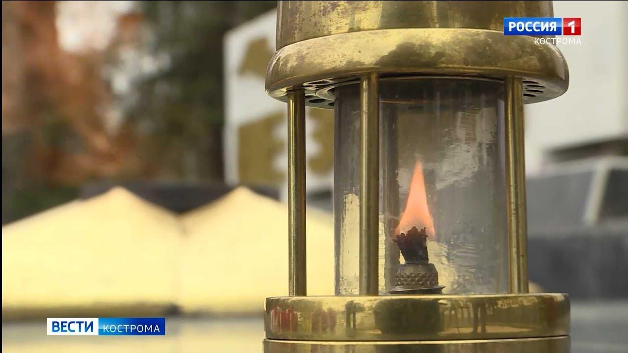 Костромские газовики подготовили мемориалы «Вечный огонь» ко Дню Победы