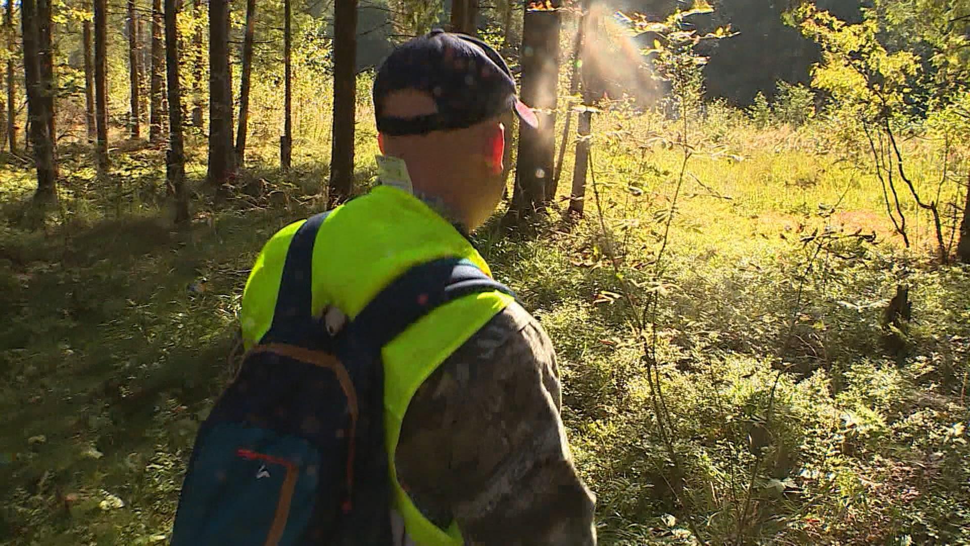 Тринадцать человек заблудились в костромских лесах с начала сентября