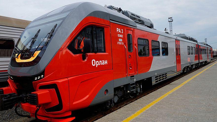 Новый поезд до Иваново приступил к работе в Костромской области