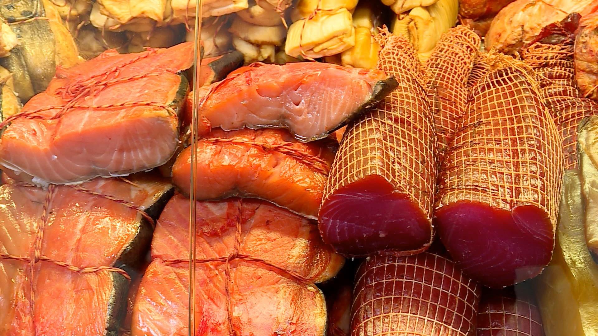 В Костроме открывается выставка-продажа морепродуктов