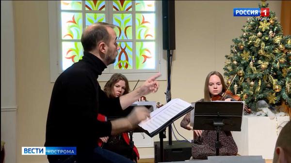 Слушателей Костромской филармонии порадуют классикой и удивят летающими топорами
