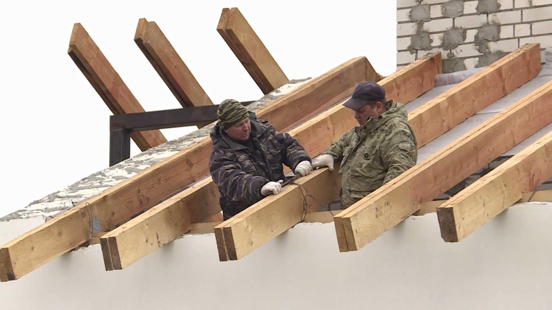 Жители Костромы стали активнее строить дома сами себе