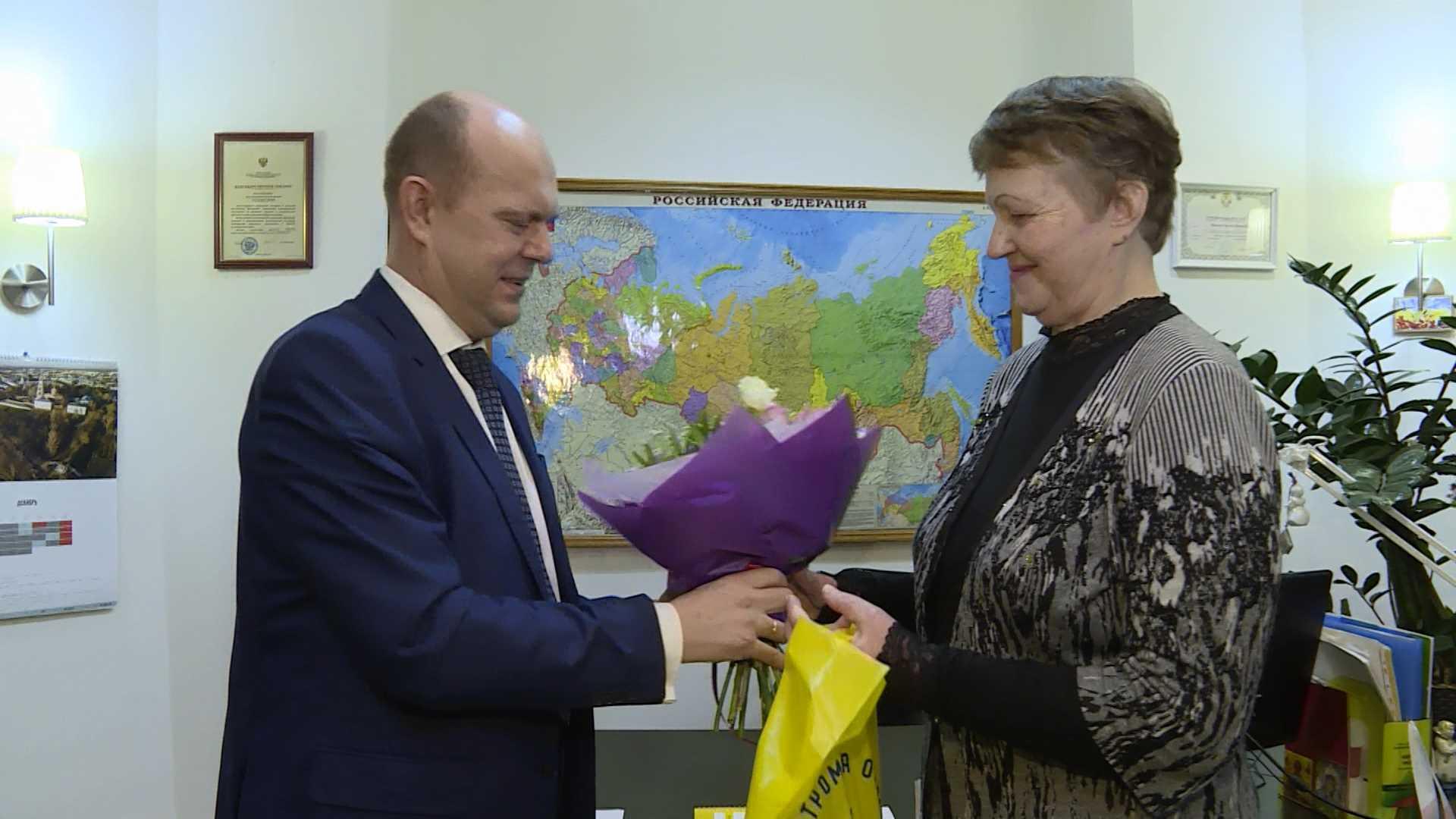 Костромская «экобабушка» стала лауреатом конкурса «Доброволец России»
