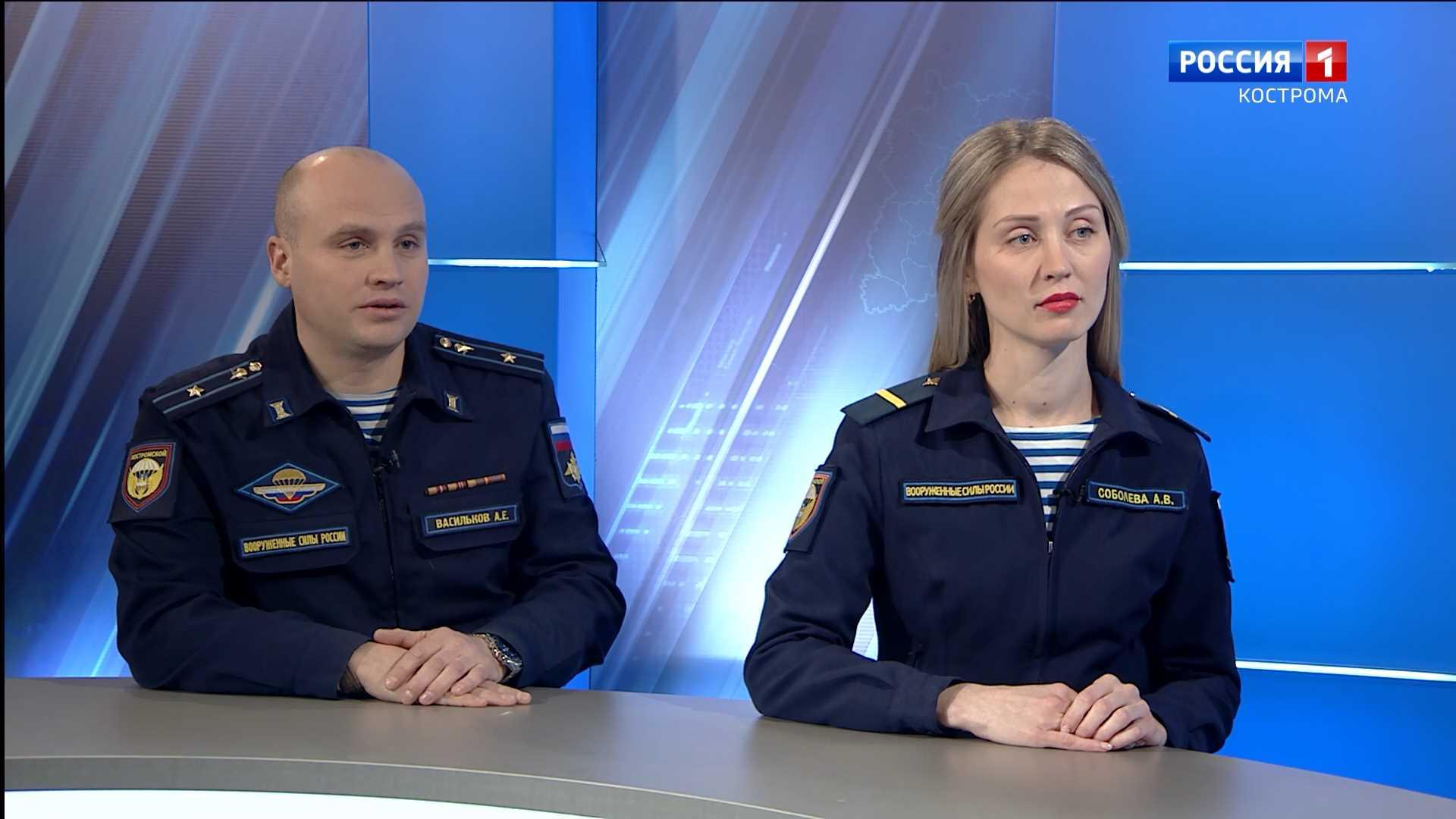 «Подвиг» каждый день: костромские десантники рассказали о службе в ВДВ