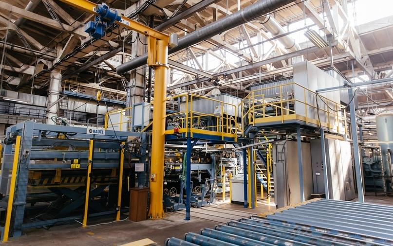 Индекс промышленного производства Костромской области вырос на 20%