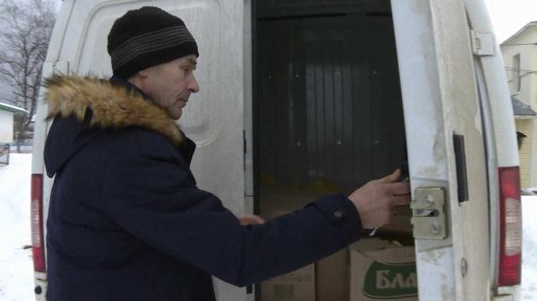 В Костромской области появилась машина «нежданной помощи»