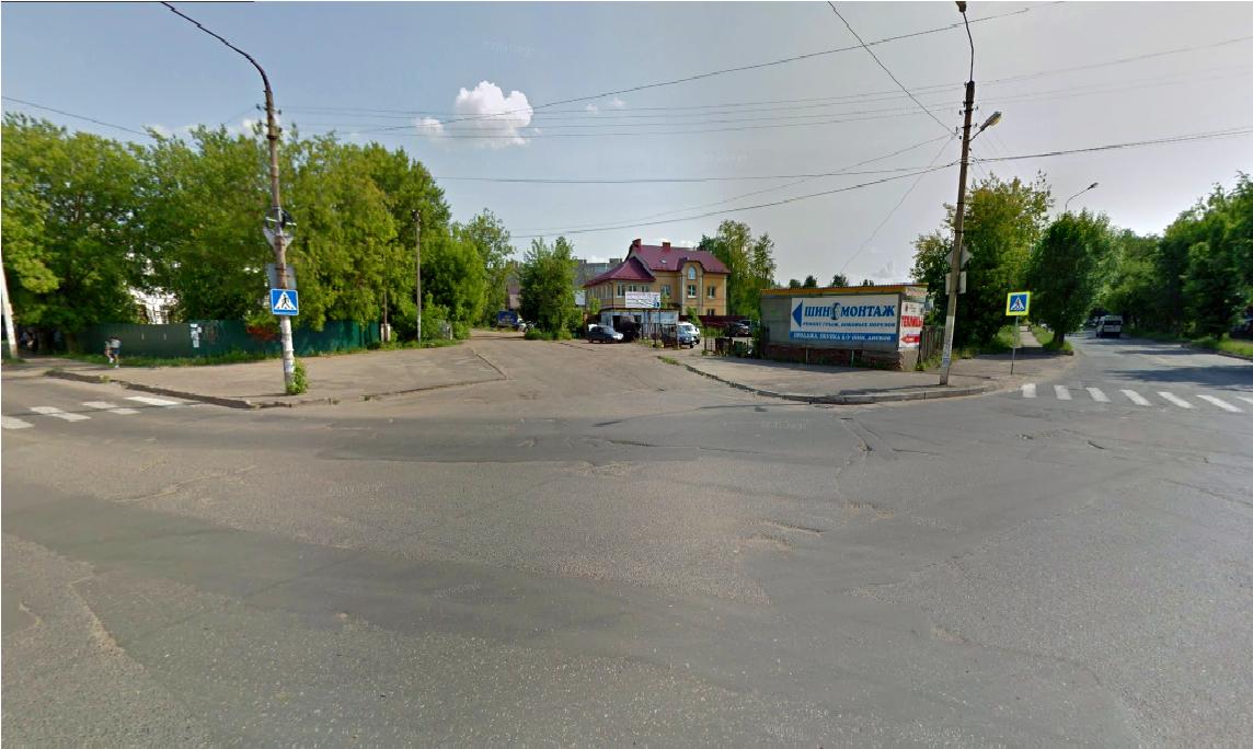 Перекрёсток пяти дорог у костромского ТЦ сделают круговым