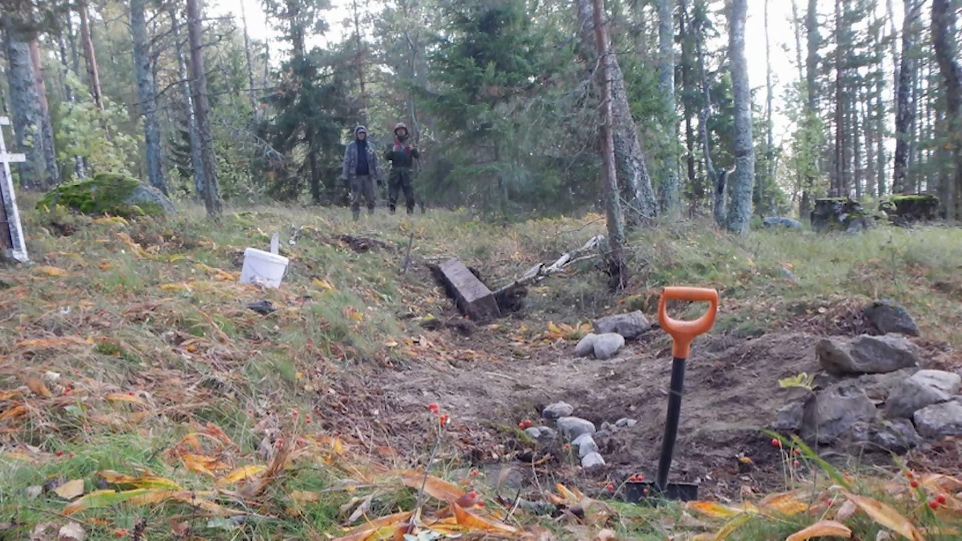 Поисковики ищут родственников погибшего костромского красноармейца