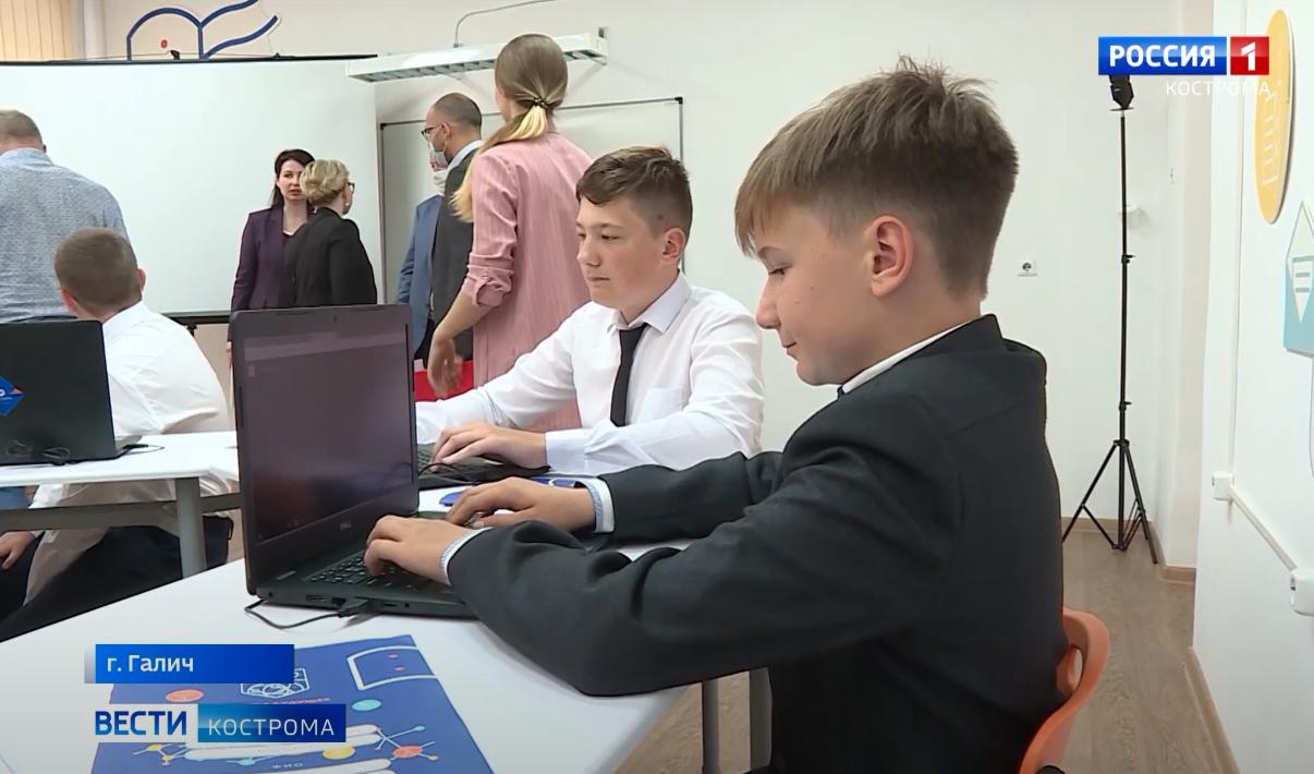 Кадры для лесной промышленности в Костромской области будут готовить со школы