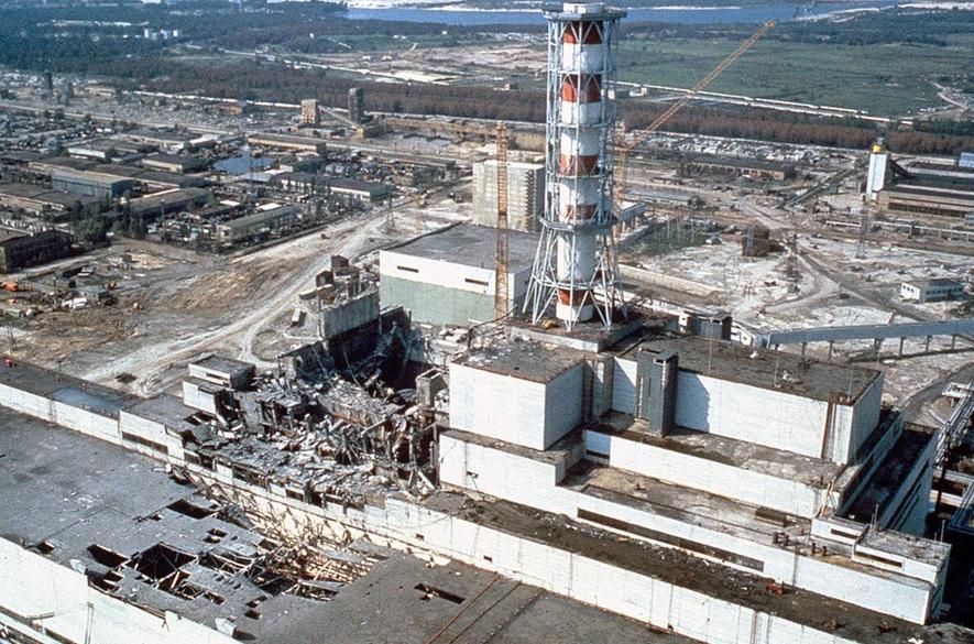 В Костроме вспоминают героев-ликвидаторов аварии на Чернобыльской АЭС