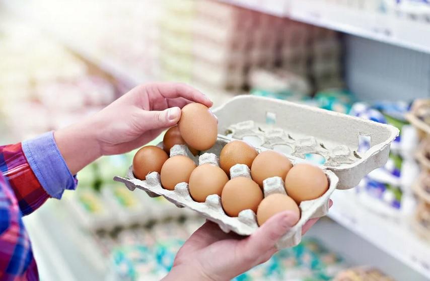 Сильнее всего рост цен в Костромской области ударил по яйцам