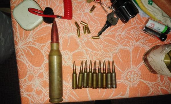 У раздевавшего собак костромского егеря нашли склад оружия