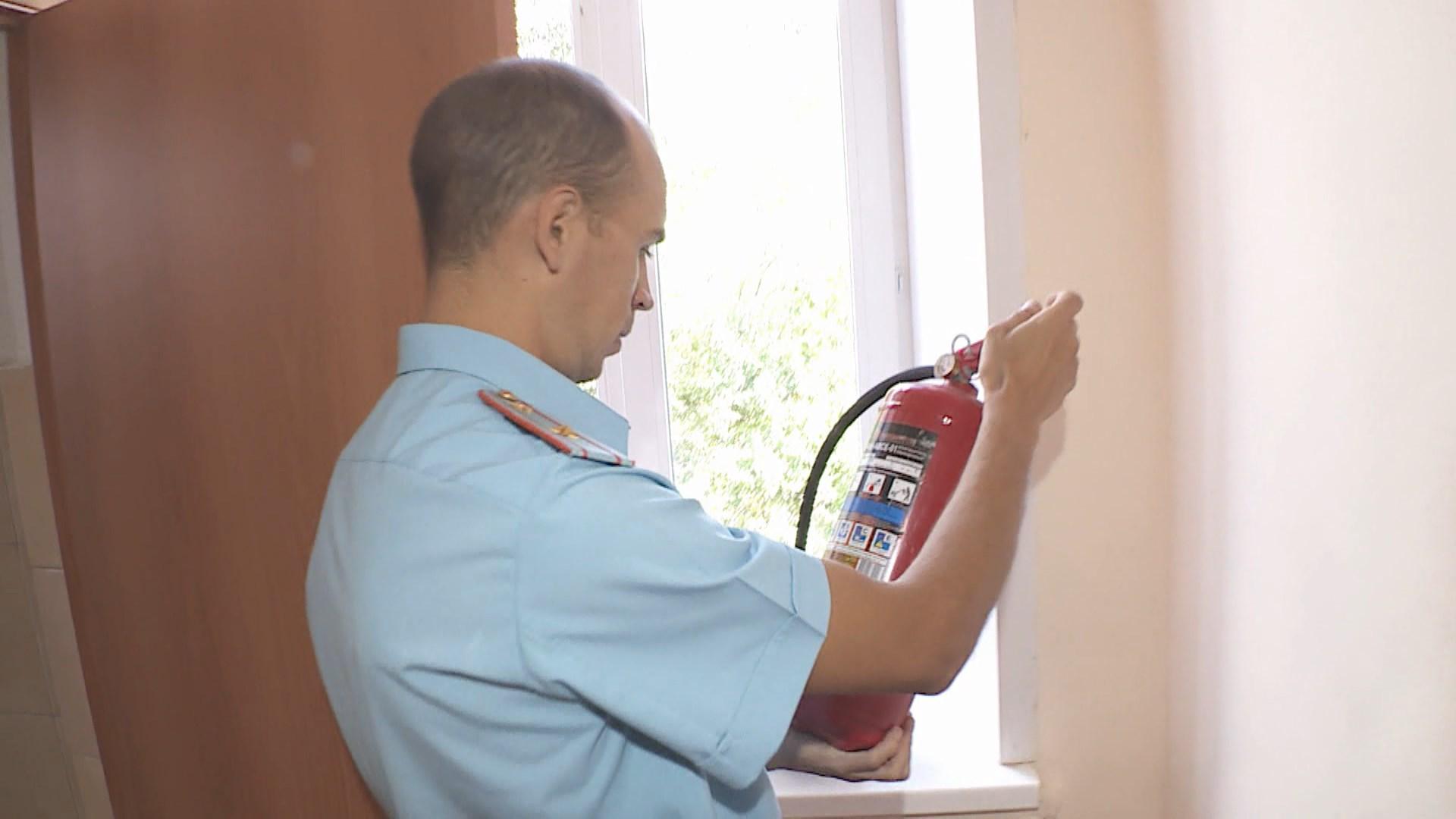 В Костроме началась приемка школ и детсадов к новому учебному году