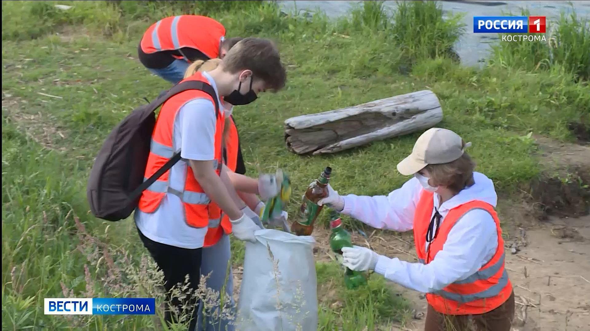 Подросткам помогут с работой летом в Костроме