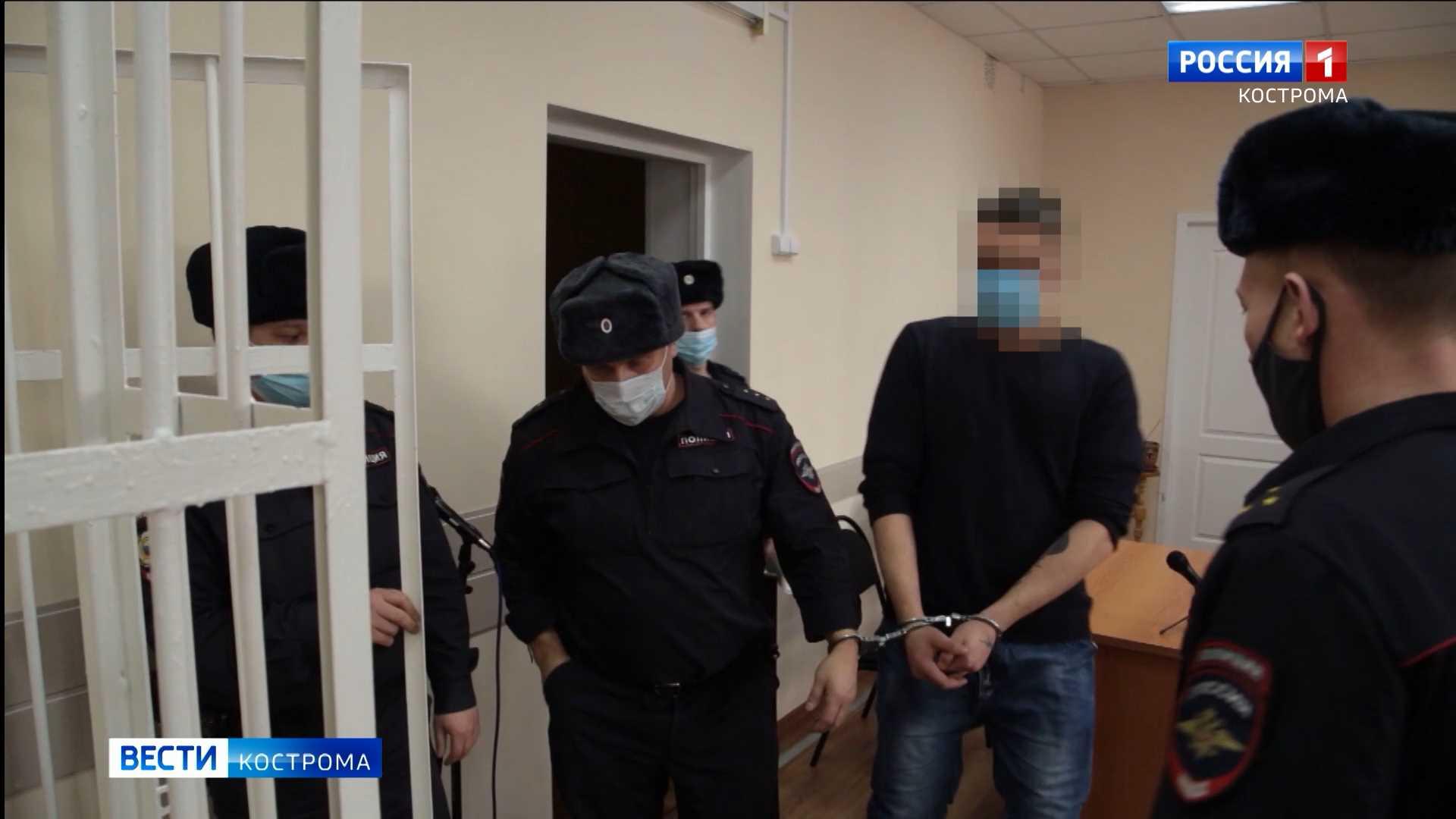 Арестован главный подозреваемый в убийстве и расчленении костромича