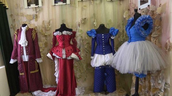 «Женитьбе Фигаро» в Костроме посвятили выставку
