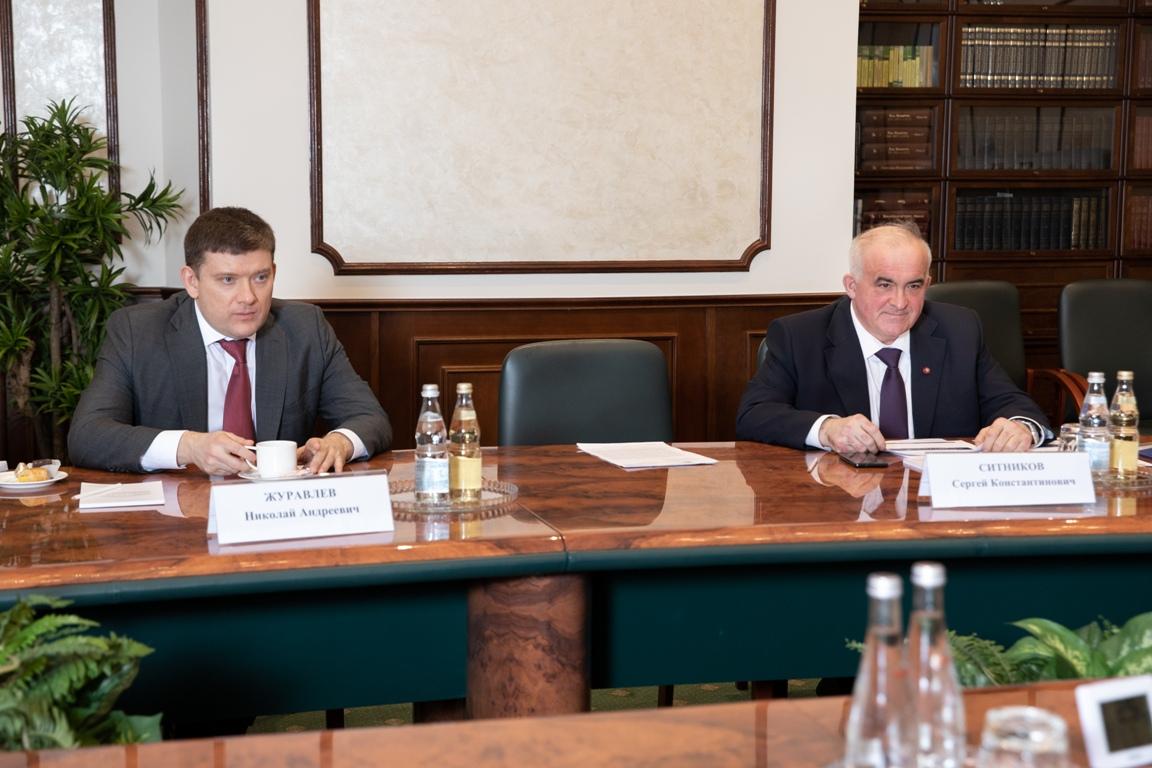Сергей Ситников: решен вопрос финансирования объезда и второго моста в Костроме