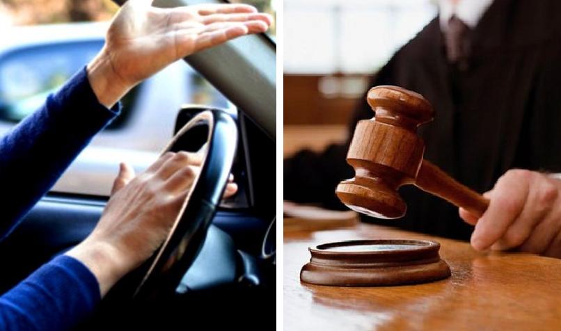 Обидчивый костромской водитель получил реальный срок за умышленный таран