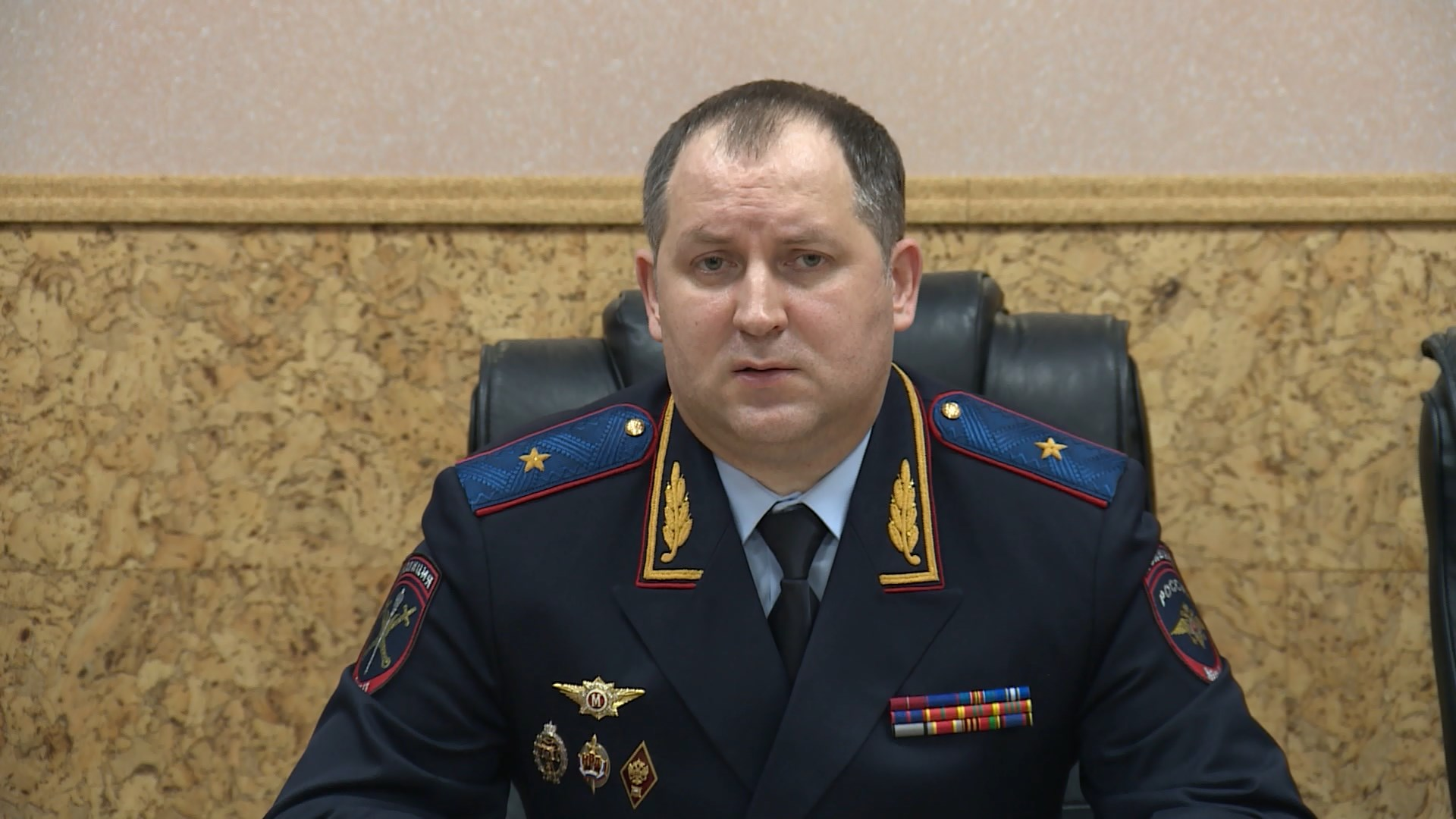 Начальник костромского областного УМВД уходит на повышение в Москву