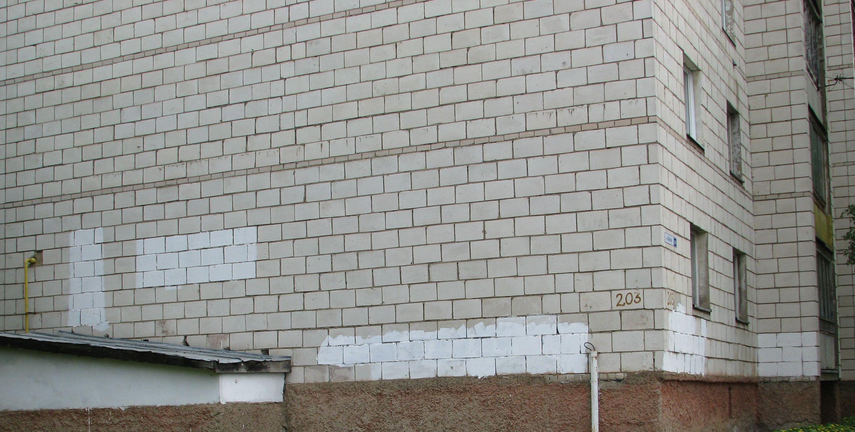 В Костроме замазали сотни нехороших надписей на стенах