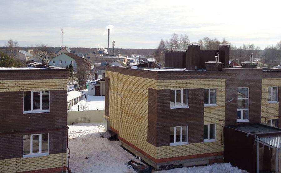 В Костроме построят ещё пять домов для детей-сирот